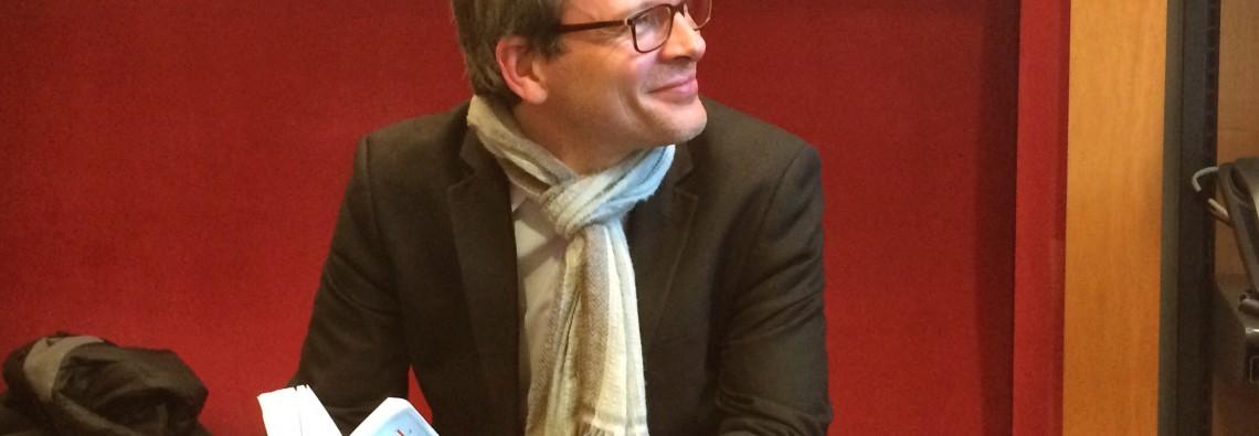 MEP Guillaume Balas