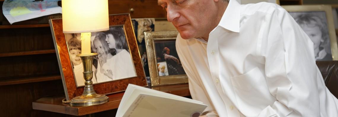 Philipe JUVIN, Député européen et Maire de La Garenne-Colombes -  Samedi 31 octobre 2015 -  Photographie Christophe TAAMOURTE -